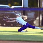 Softball: Amazing Run Comes To An End