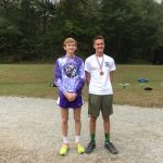 Boys Cross Country: Two Qualify For State