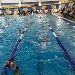 Varsity Swimming Wins Fall Frenzy Invitational
