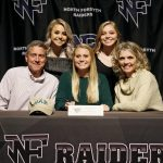 North Forsyth Celebrates Fall Signing Day