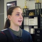 Rifle: Karlyn Walker Featured on Forsyth News The Grind