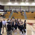 Girls Basketball: Martin Notches 1000th Point; Senior Night This Friday