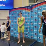 Swimming: Hailey Galbraith Wins State Title in 50 Free