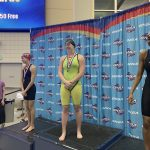 Swimming: Galbraith Wins State Title