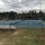 Boys Varsity Tennis falls to Lambert 5 – 0