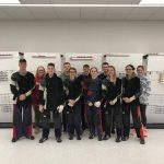 Rifle Team places second in Area, advances to Sectionals
