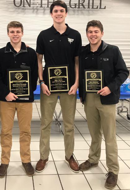 Boys Basketball: Three named All-County