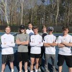 Boys Varsity Tennis falls to South Forsyth 5 – 0