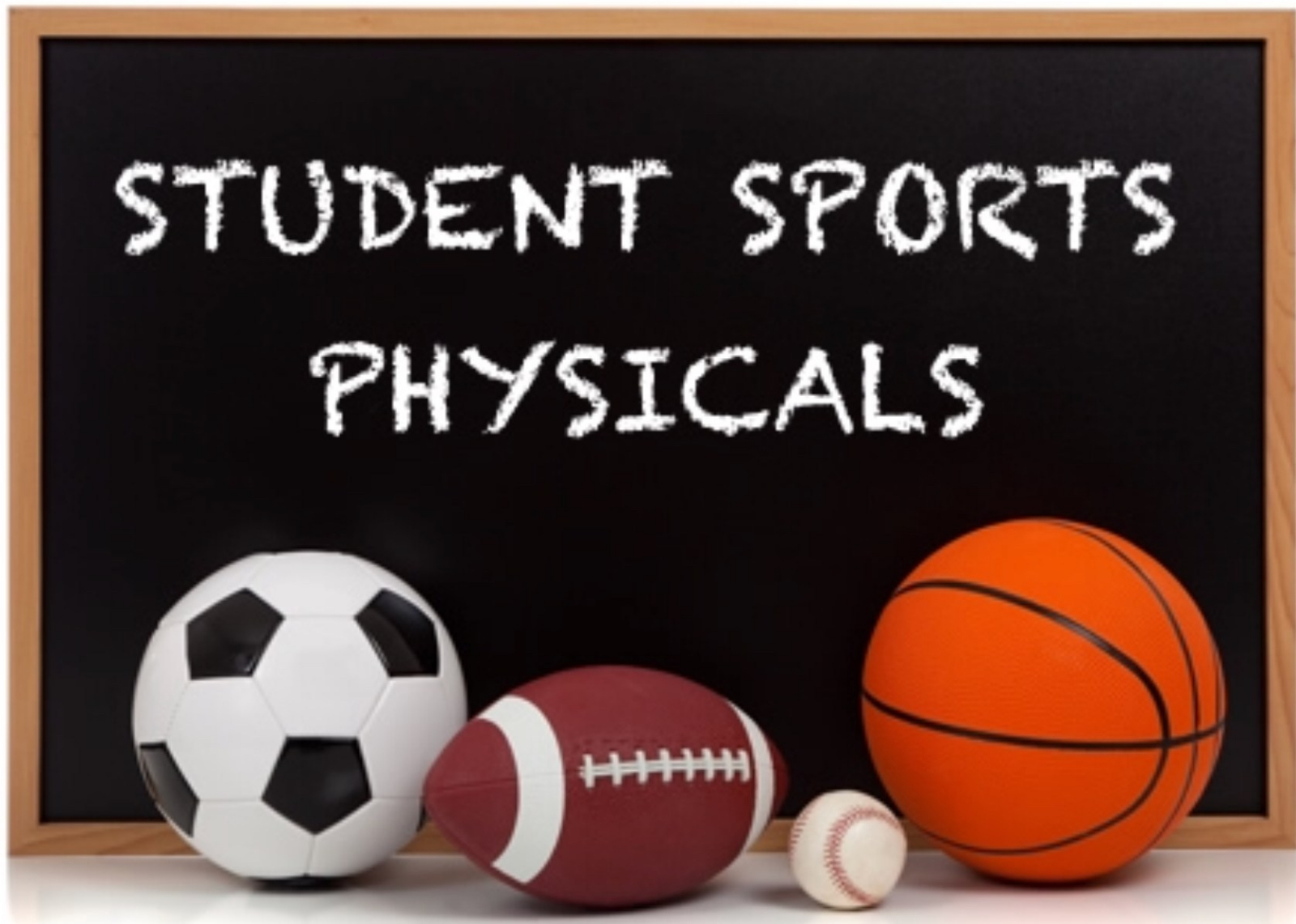 All Sports: School Physicals this Saturday in Raider Arena
