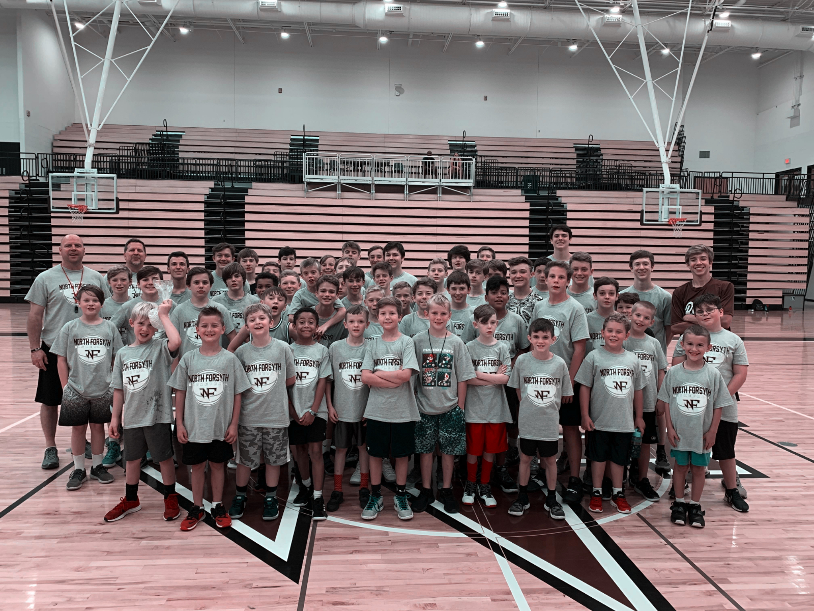 Boys Basketball: Summer Camp Pictures