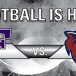 Football Tonight! Youth Night vs. Woodstock; hype video attached