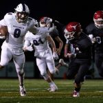 Football: North rolls over Longhorns; South on tap