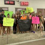 Varsity Swimming places 7th at 12th Annual Kickoff Invitational