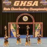 Competition Cheerleading: North places 3rd at State (video included)