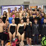 Varsity Swimming Wins Ray Bussard Invitational