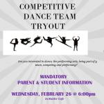 Dance Team Information