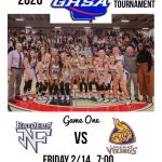 Girls Basketball: First Round State Playoffs on Friday