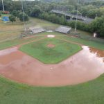 Baseball: Denmark game rained out