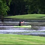 Golf: Tuesday is rained out
