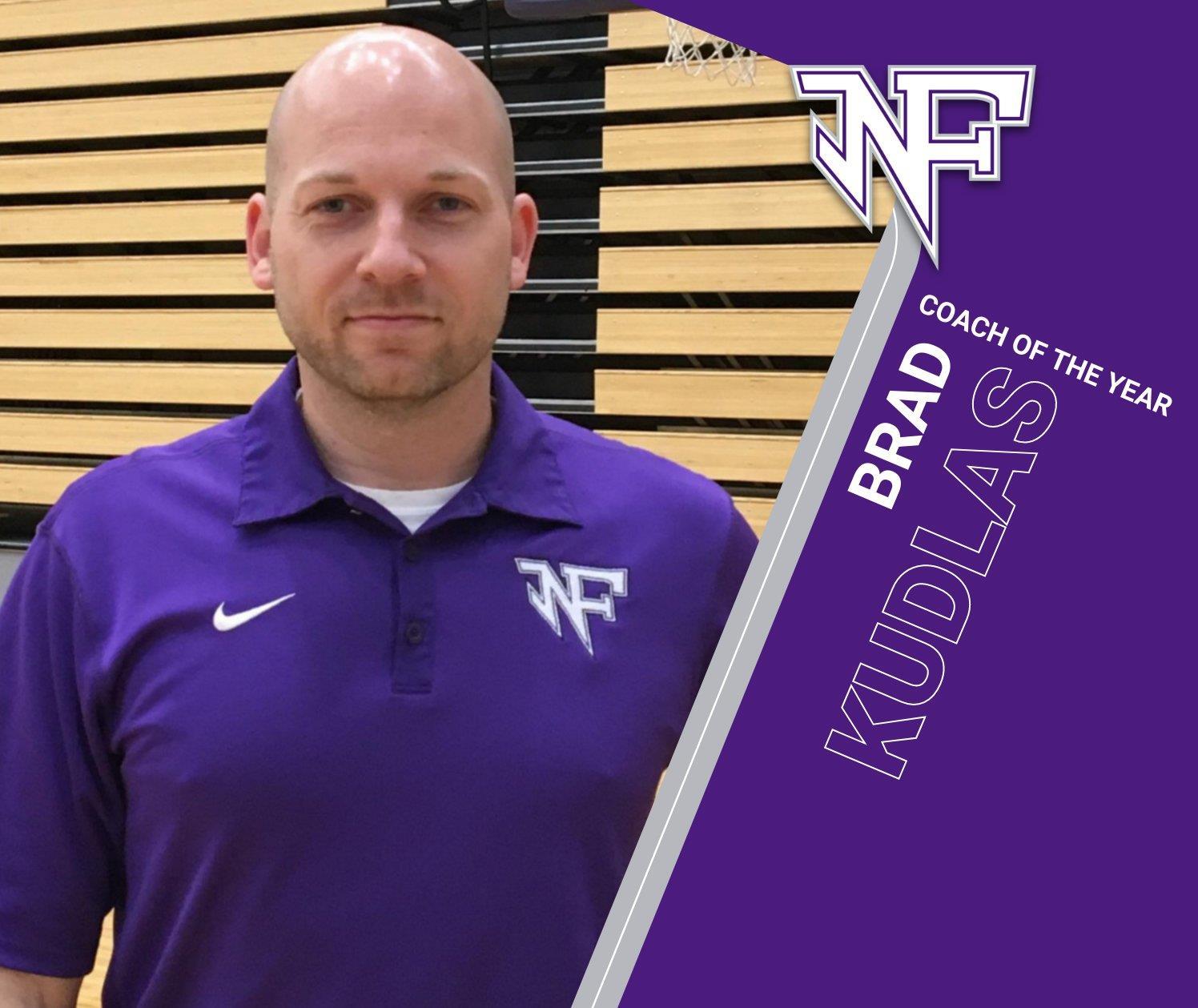 Congrats Coach Kudlas