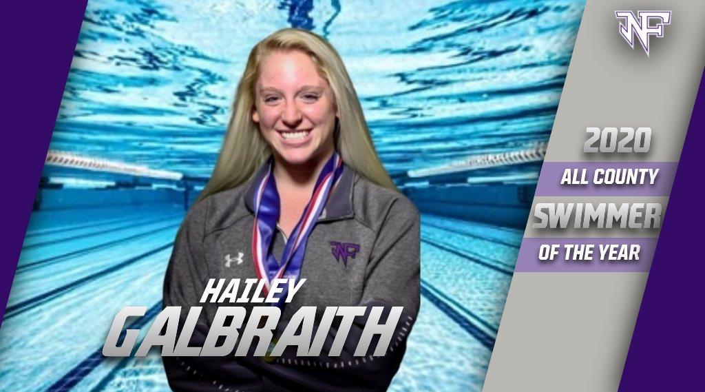 Hailey Galbraith Honored