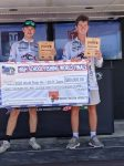 Bass Fishing: Marks finishes 11th at Worlds, earns scholarship