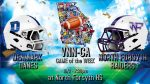 VNN-GA GOW – Senior Night – Tickets Available