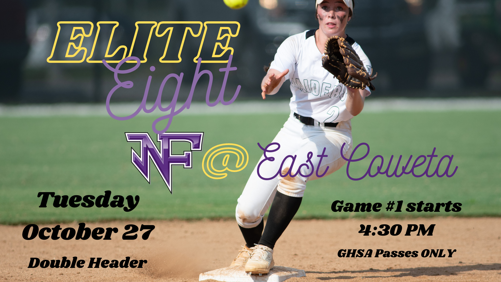 Softball: Elite 8 tickets available