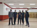 Rifle Team squeezes out another victory