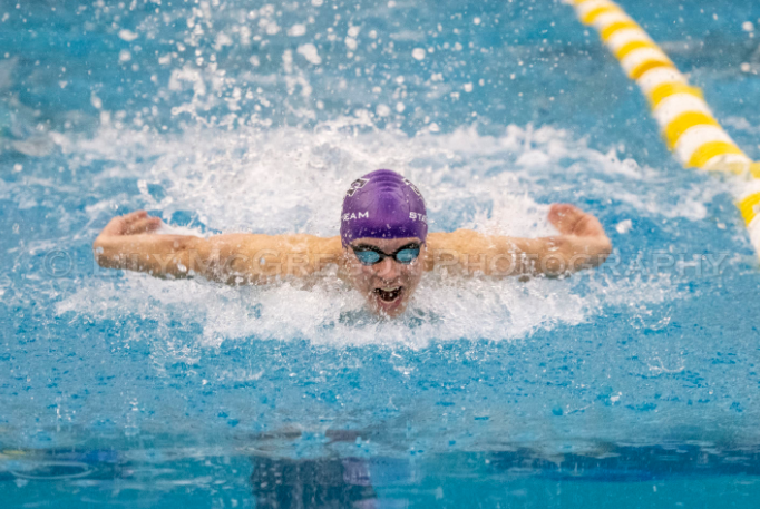 Swimming: Logan Cornelison named to 3rd Team All-State