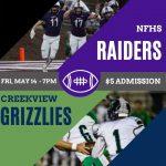 Football: Scrimmage on Friday night