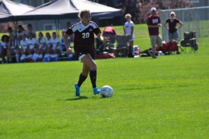 Girls Soccer Morgan at Northridge
