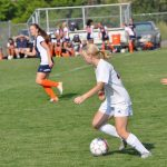 Girls Soccer Mountain Crest at Morgan