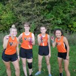 Vassar Cross Country K-12  Program Medals 14 at Mayville Wild Cat Relays
