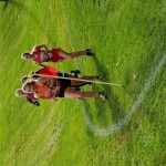 K-12 Cross Country medals 7 in Mayville Dave Patterson Invite