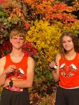 Shindorf and Tallman advance to Cross Country Regionals