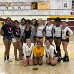 Don Antonio Lugo High School Girls Varsity Volleyball beat Ontario High School 3-0
