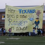 Rangers start fast in season opener, defeat Sam Rayburn 30-7