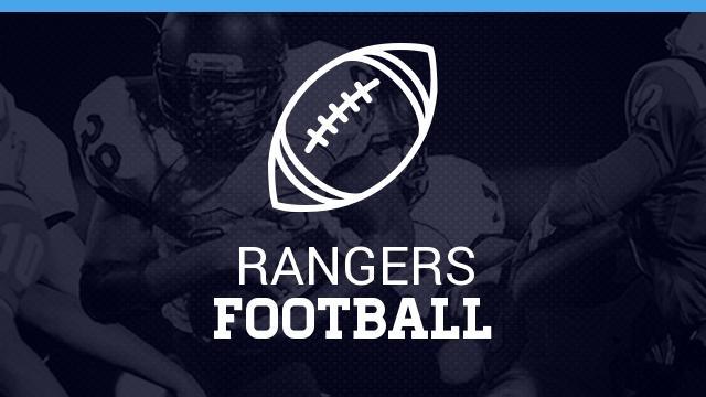 BUY 2018 VARSITY FOOTBALL TICKETS   Rangers vs. Austin Bulldogs