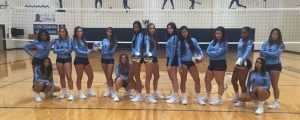 2018 Lady Rangers Volleyball Team Photos