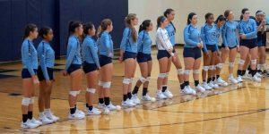 CHS Varsity Volleyball vs. Eisenhower Wins 3-0