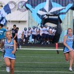 2018 Rangers Varsity Cheer | Lamar Consolidated Game