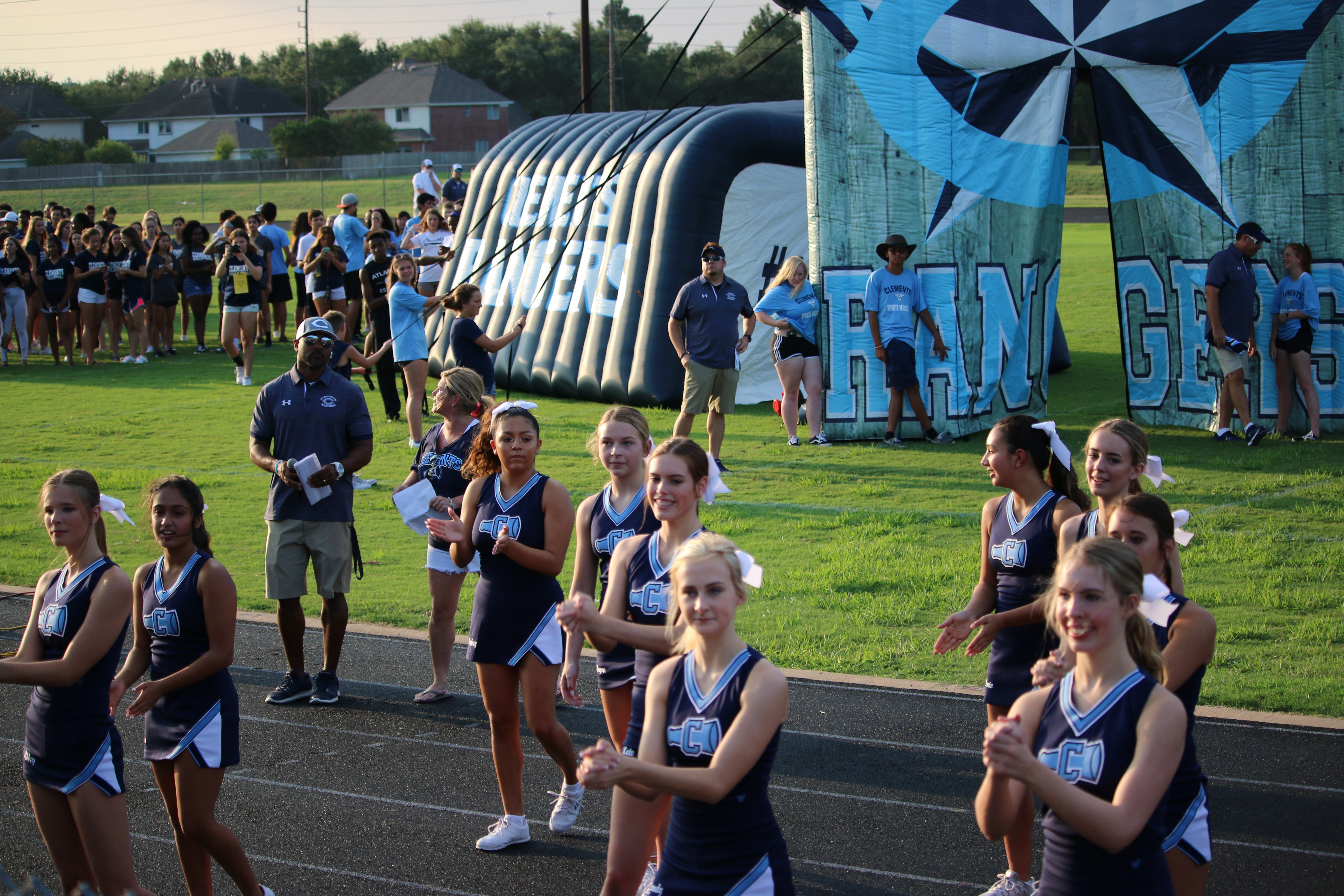 2019 CHS All-Sports Community Pep Rally | Saturday, August 24th