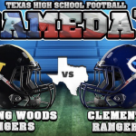 BUY FOOTBALL TICKETS – Spring Woods Tigers vs Clements Rangers