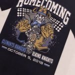 CHS HOCO 2018 T-Shirt SALE October 1st – 5th