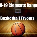 2018-19 CHS Rangers Boys and Girls Basketball Tryouts