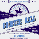 CABC Booster Ball EARLY BIRD Ticket Pricing ENDS NOV 1ST | ACT NOW!!!