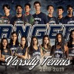 CHS Rangers Team Tennis WINS 10-2 Over Clear Lake!!