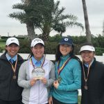 Girls Varsity Golf Team Places 3rd | Galveston, TX