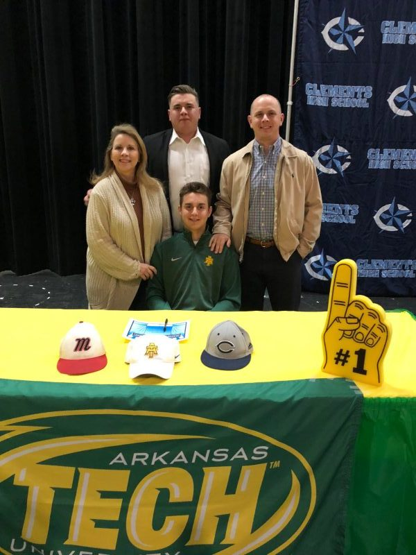 CHS Ranger Athletes Sign Letters of Intent